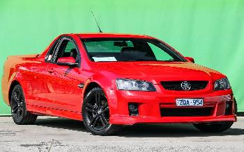 2009 Holden COMMODORE SV6 VE MY09.5