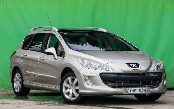 2009 Peugeot 308 TOURING XSE