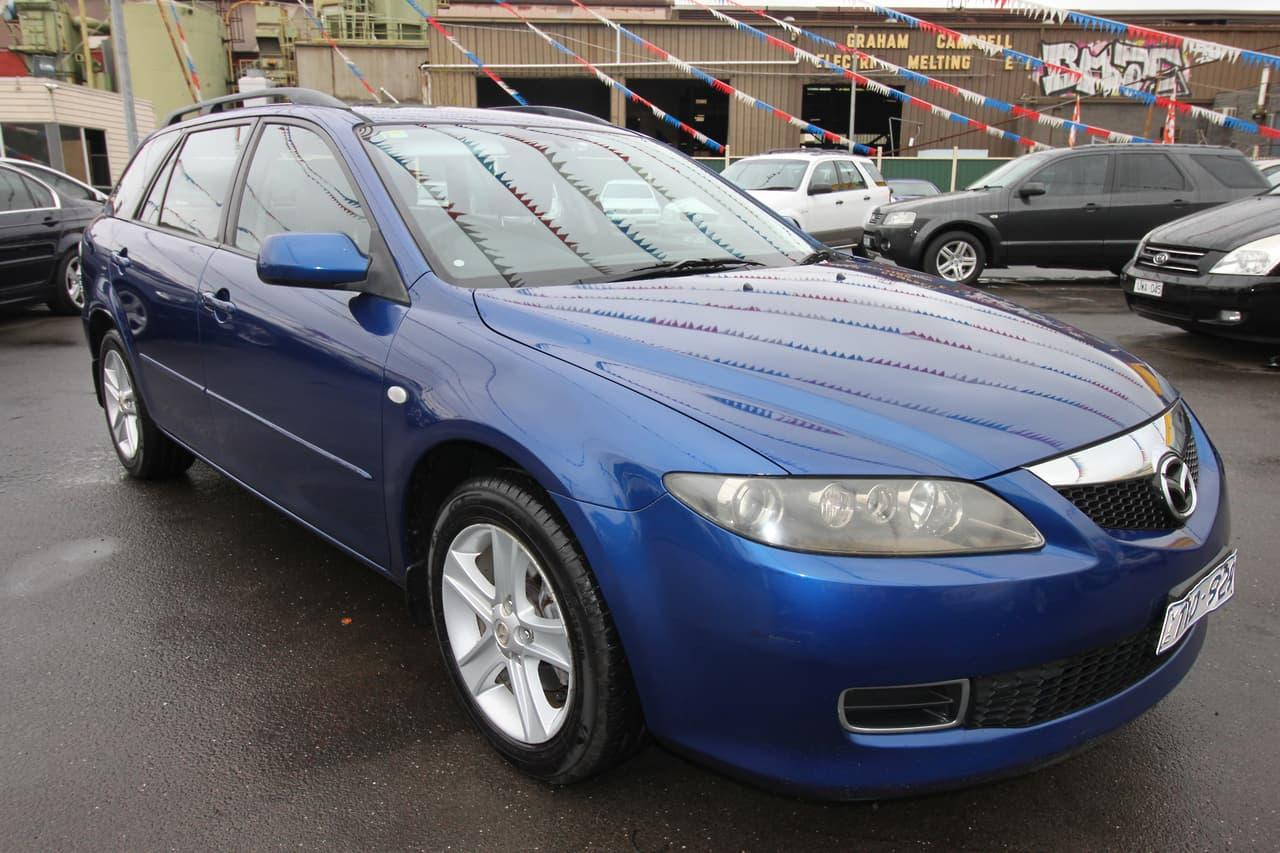 2005 Mazda 6 GY Series 2 CLASSIC